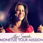 Monetize your mission med Lisa Sasevich