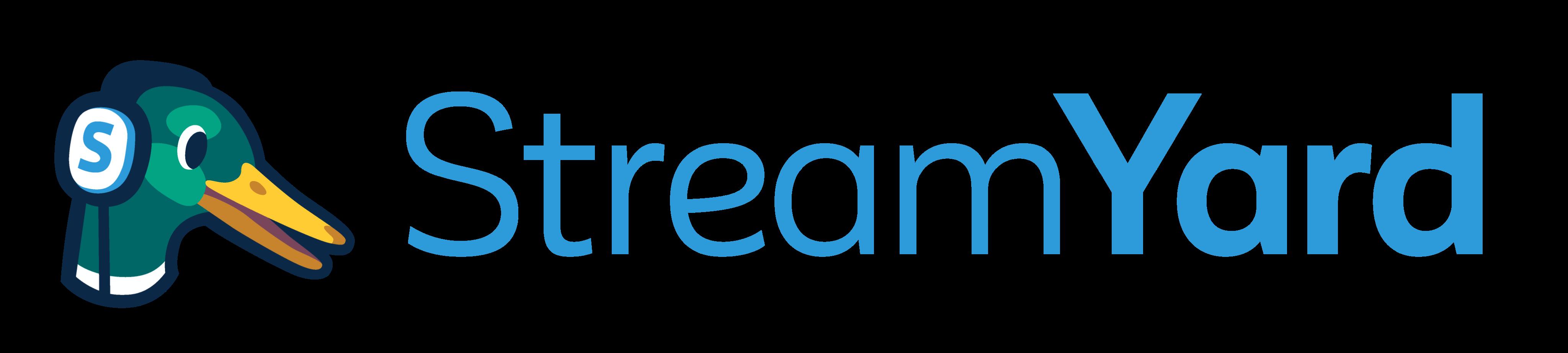 streamyard - streaming verktyg